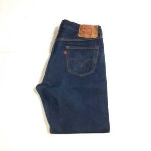 Vintage Levis 501 XX Original Button Fly Jeans